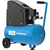 Kompresor 1,5kW, 8bar, sada 13ks  220/8/24 GÜDE