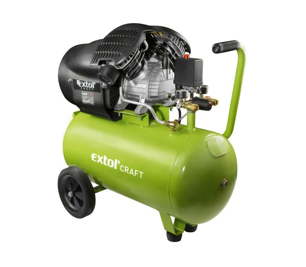 Kompresor olejový, 2200W, 50 l, EXTOL CRAFT Nářadí-Sklad 1 | 46