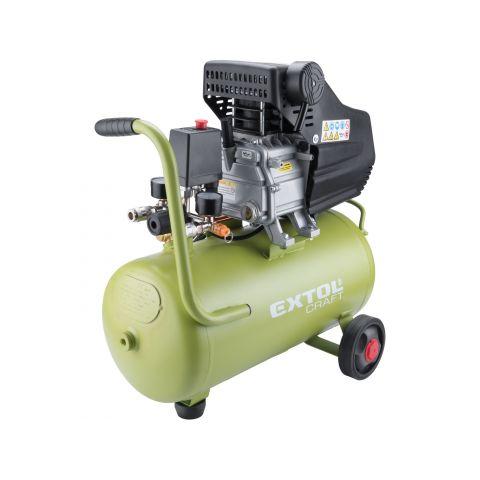 Kompresor olejový 24l, 8bar EXTOL CRAFT