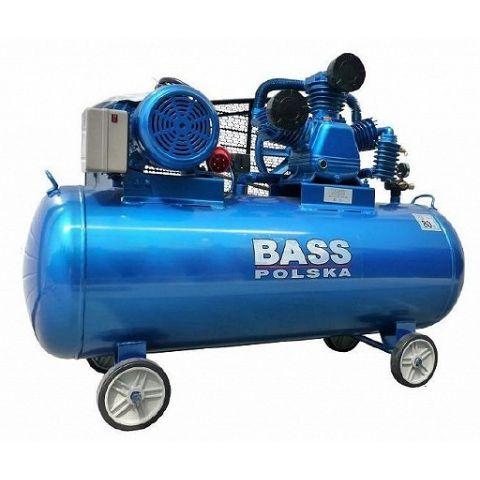 Kompresor olejový 300l, 400V, 7,5kW, BASS