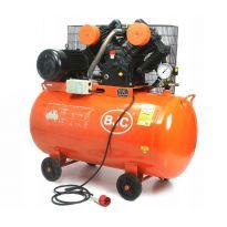 Kompresor olejový 400V 350l 7,5kW 4-píst BJC