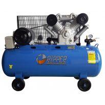 Kompresor olejový čtyřpístový 300l 7,5kW 400V MAR-POL