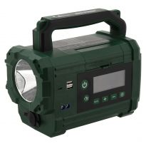 Kompresor / zdroj AKU Power starter 300A LiFePO4 COMPASS