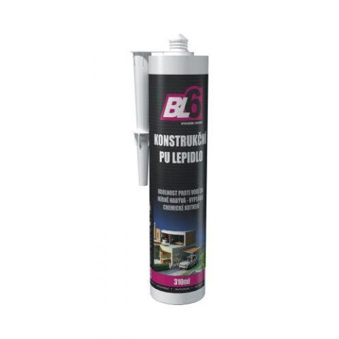 Konstrukční PU lepidlo BL6 béžové - kartuše 310ml