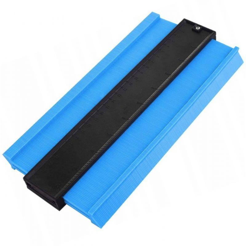 Kopírovací šablona na profily 250mm KD10388 KRAFT&DELE *HOBY 0Kg KD10388