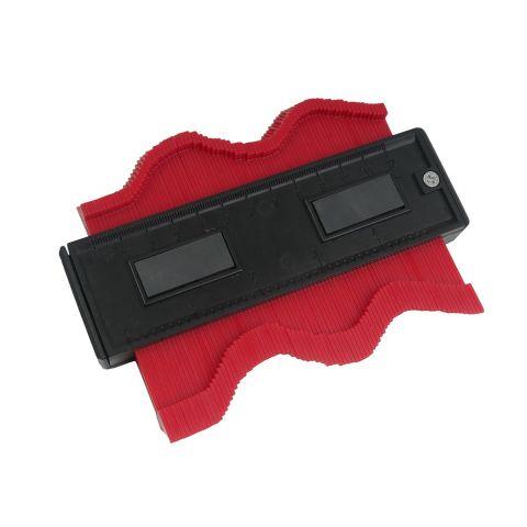 Kopírovací šablona na profily magnetická 125x100x20mm MAGG