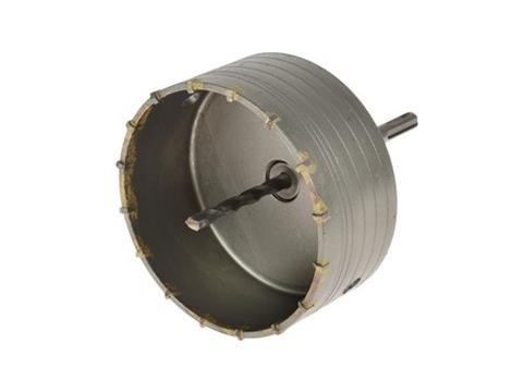 Korunkový vrták do betonu 125mm, SDS+ GEKO