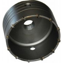 Korunkový vrták do zdi a betonu 120mm, SDS+, BASS
