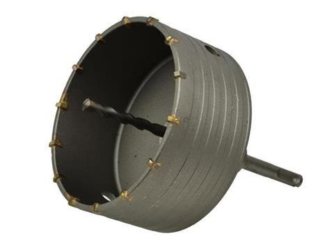 Korunkový vrták do zdi a betonu 120mm, SDS+, GEKO