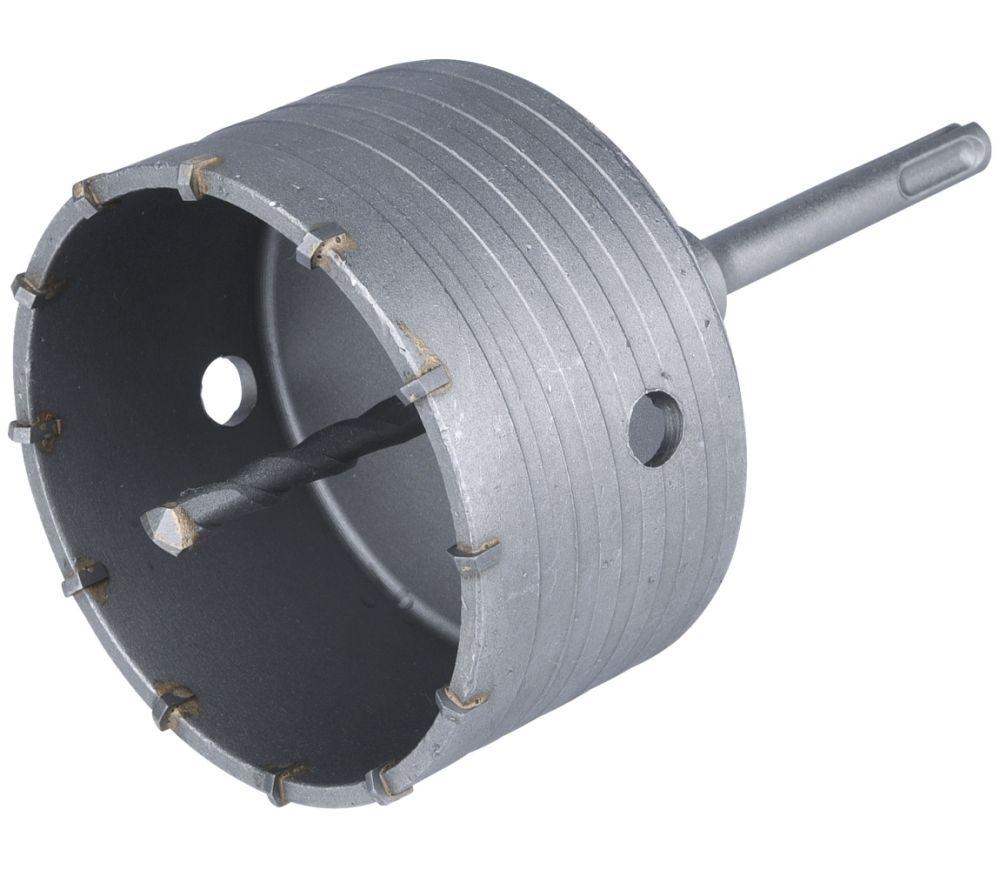 Korunkový vrták SDS PLUS do zdi, 100mm, délka stopky 100mm, EXTOL PREMIUM Nářadí-Sklad 1 | 1.25