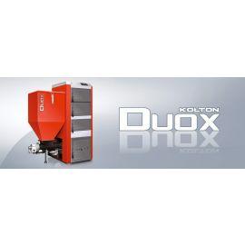Kotel Duox s podavačem uhlí KOLTON