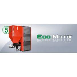 Kotel Eco Matix, 5. třída s podavačem uhlí KOLTON