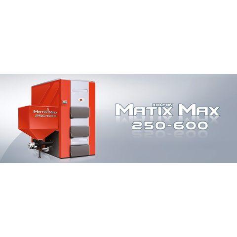 Kotel Matix Max 250-600 s podavačem uhlí KOLTON
