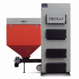 Kotel na tuhá paliva s podavačem PROSAT 80kW III. třída