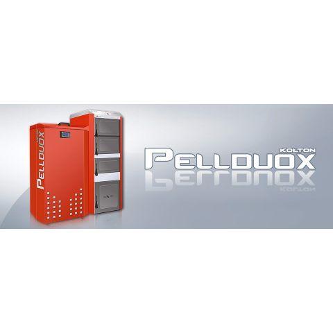 Kotel Pellduox s podavačem pelet KOLTON