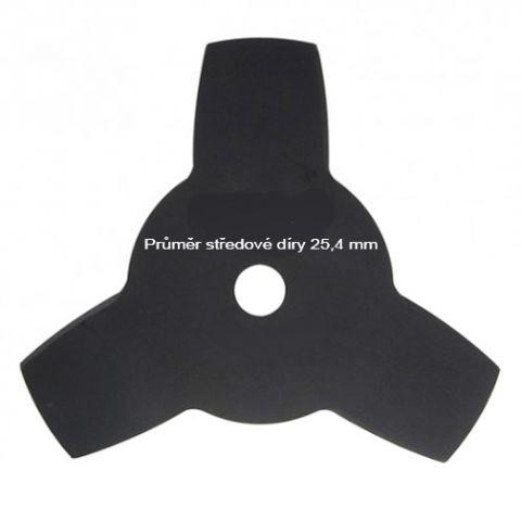 Kotouč 3-zubý 255x1,4x25,4mm