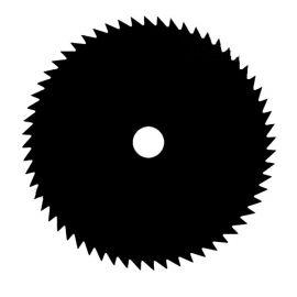 Kotouč 60-zubý 255x1,4x25,4mm