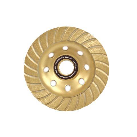 Kotouč brusný diamantový do betonu 125mm, 22,2mm turbo HEIDMANN