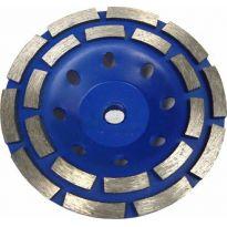 Kotouč brusný diamantový na beton 125mm, M14 GEKO