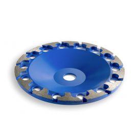 Kotouč brusný diamantový na beton 180mm, 22,2mm, T-vzor MAR-POL
