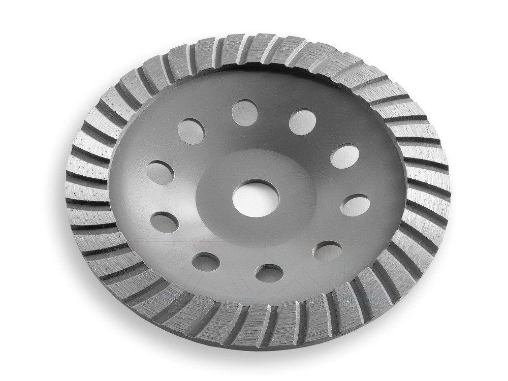 Kotouč brusný diamantový na beton 180mm, 22,2mm, turbo MAR-POL