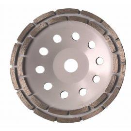 Kotouč brusný diamantový na beton 180mm, 22,2mm, double row MAR-POL
