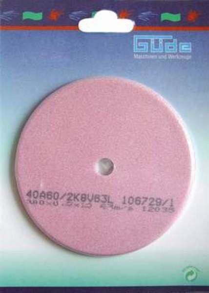 Kotouč brusný k ostřičce řetězů GUDE GS 650 100x3,2x10 *HOBY 0.06Kg 94091