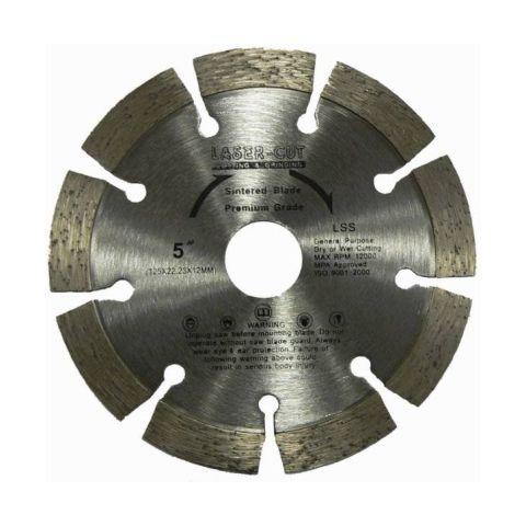 Kotouč diamantový řezný 150x22,2x12mm L SS LASER CUT