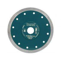 Kotouč diamantový řezný turbo 180mm, EXTOL INDUSTRIAL