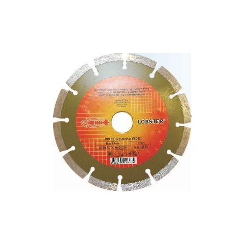 Kotouč diamantový segmentový 125 mm
