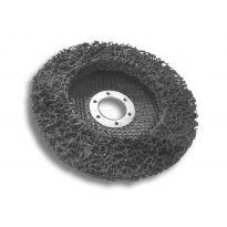 Kotouč porézní čistící na dřevo a ocel, 125x22mm, MAR-POL