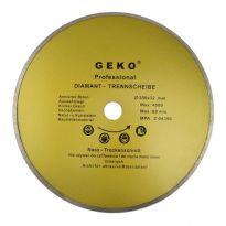 Kotouč řezný diamantový 350x32mm GEKO