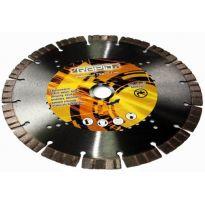 Kotouč řezný diamantový na žulu, beton, mramor, 230x10x22.2mm RAPID