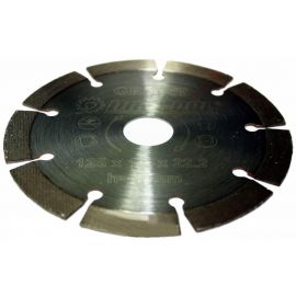 Kotouč řezný diamantový na žulu, mramor, 125x1.9x22.2mm MAR-POL