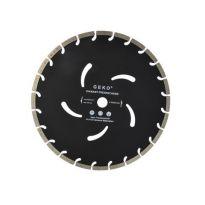 Kotouč řezný diamantový segmentový 350x10x25,4mm GEKO