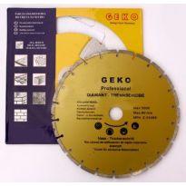 Kotouč řezný diamantový segmentový 350x32mm GEKO