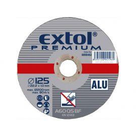 Kotouč řezný na Alu, 180x1,5x22,2mm, EXTOL PREMIUM