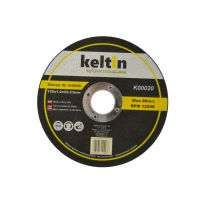 Kotouč řezný na kov 125x1,0x22,2mm KELTIN