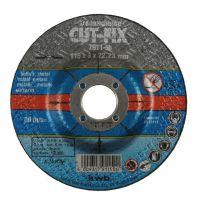 Kotouč řezný na kov CUT-FIX® 115 x 3,0 x 22 KWB
