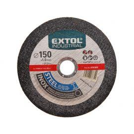 Kotouč řezný na ocel/nerez, 180x1,6x22,2mm EXTOL INDUSTRIAL