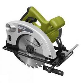 Kotoučová pila 1200W, 160mm, EXTOL Craft (405223)