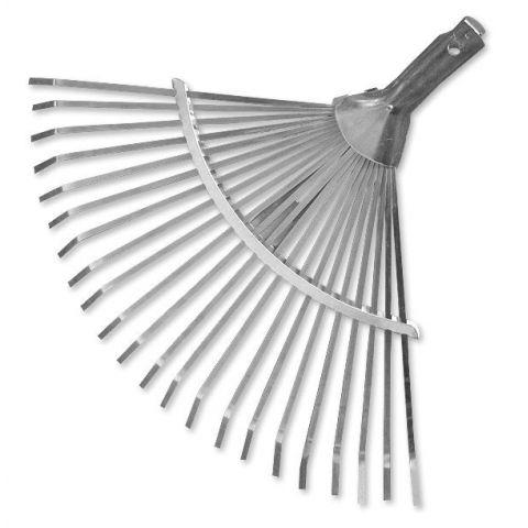 Kovové hrábě nastavitelné, 22 zubů KT-W008A