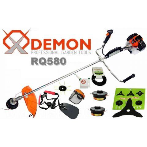 Křovinořez DEMON RQ580 3,8kW + výbava