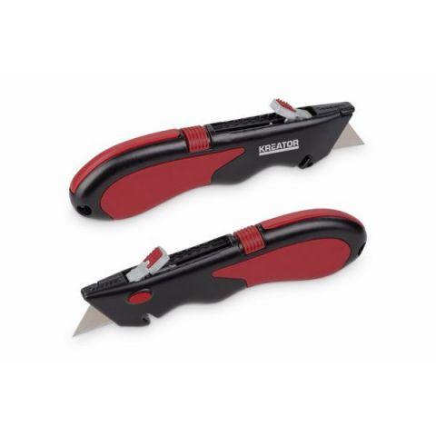 KRT000306 HD automaticky zatahovací pracovní nůž KREATOR