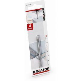 KRT011102 - Vrták do obkladů, dlaždic a skla 4 x 65 mm KREATOR