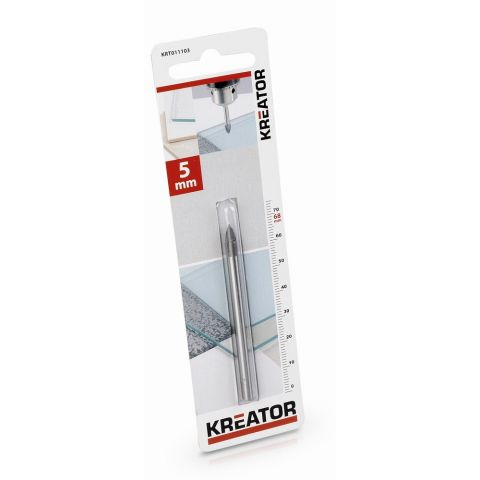 KRT011103 - Vrták do obkladů, dlaždic a skla 5 x 68 mm KREATOR
