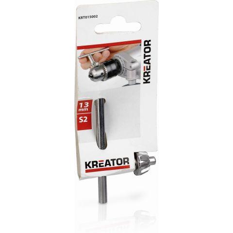KRT015002 - Klíč zubový ke sklíčidlu 13 mm KREATOR