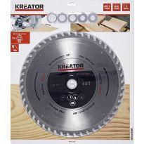 KRT021500 - Pilový kotouč na dřevo 315 mm, 48 Z KREATOR