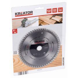 KRT021602 Pilový kotouč na dřevo 165 mm, 60 Z KREATOR