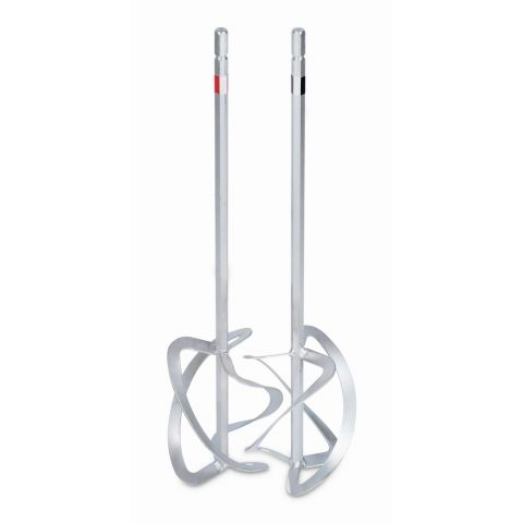 KRT050011 - Míchací metla 2x120mm Gal. HEX13 KREATOR